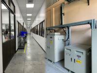 งานติดตั้งระบบไฟฟ้าโรงงาน - James precision Thailand 9