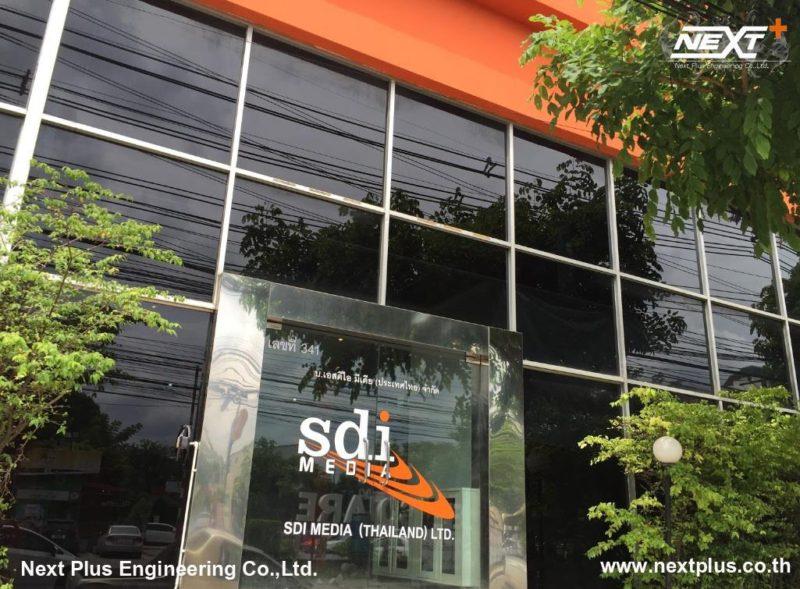 งานสตูดิโอ บริษัท Sdi Media Thailand 11