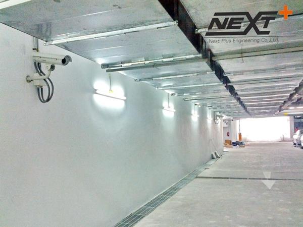 รับเหมา งานระบบไฟฟ้า สื่อสารระบบอัคคีภัย และกล้องวงจรปิด - บจก.ผลิตไฟฟ้าราชบุรี โฮลดิ้ง นนทบุรี