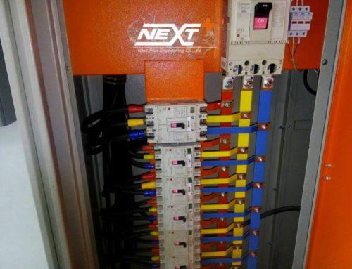 งานระบบไฟฟ้าโรงงาน – บริษัท แคล-คอมพ์ อีเล็คโทรนิคส์ เพชรบุรี