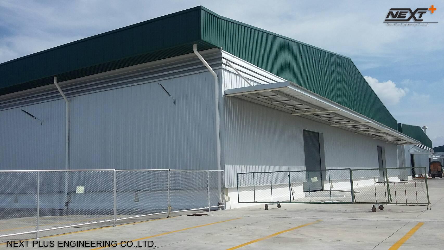 บริษัท แคล-คอมพ์ อีเล็คโทรนิคส์ (ประเทศไทย) สาขาเพชรบุรี โกดัง ที่2 1