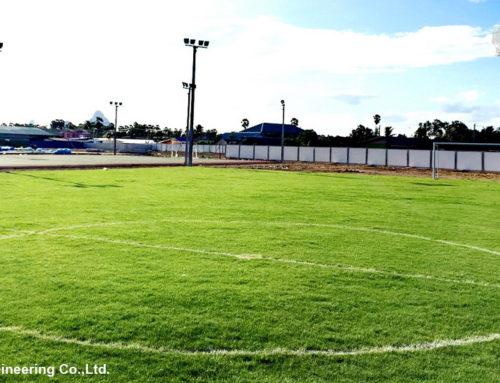 สนามฟุตบอล [Cal-Comp Electronics Thailand]