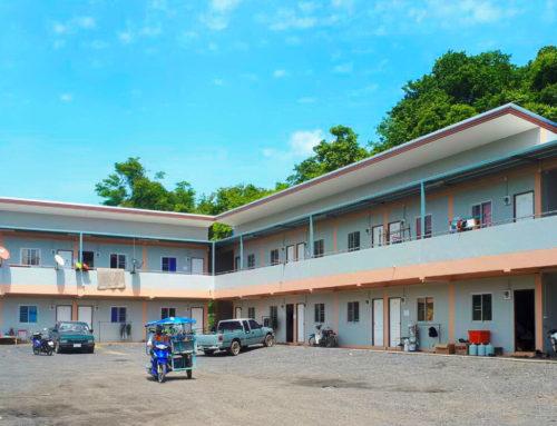 รับเหมางานก่อสร้าง อพาร์ทเม้นท์ บ.สินชัย 1992 จำกัด สระบุรี