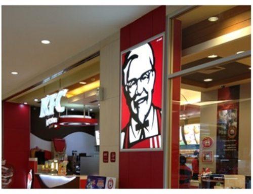 รับตกแต่งภายใน งานระบบไฟฟ้า – ร้าน KFC เดอะมอลล์บางกะปิ