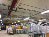 โครงการ M&E SYSTEM WORK FOR FACTORY 9 10