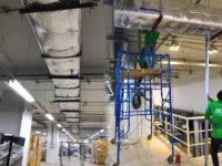 โครงการ M&E SYSTEM WORK FOR FACTORY 9 12