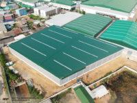โครงการก่อสร้างโรงงาน แคล คอม อิเล็กทรอนิกส์ ประเทศไทย จำกัด มหาชน