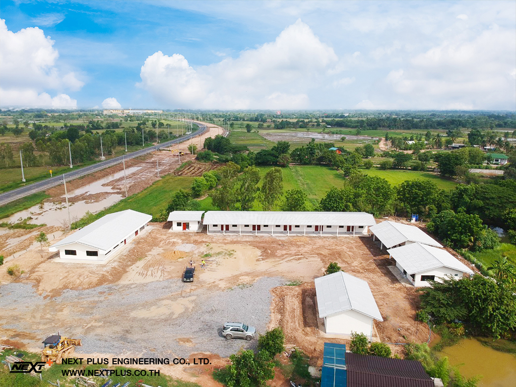Department of Highways temporary office building project-Next Plus Engineering4