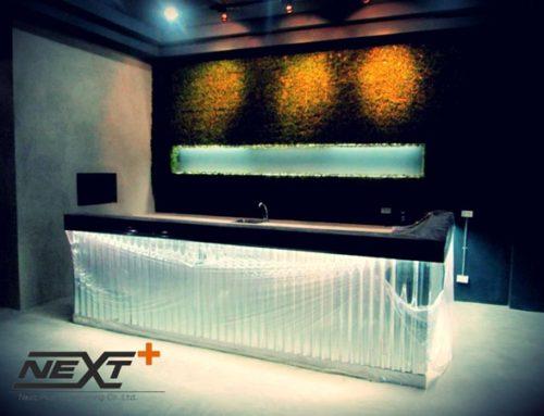 รับออกแบบ ตกแต่งร้านอาหาร – Oasis Restaurant คลองหลวง ปทุมธานี