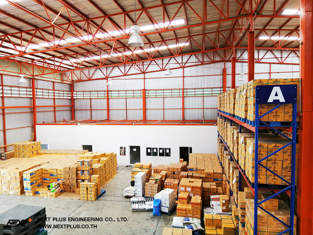 Rungnirun Agrochemical -new warehouse-Next Plus Engineering-10