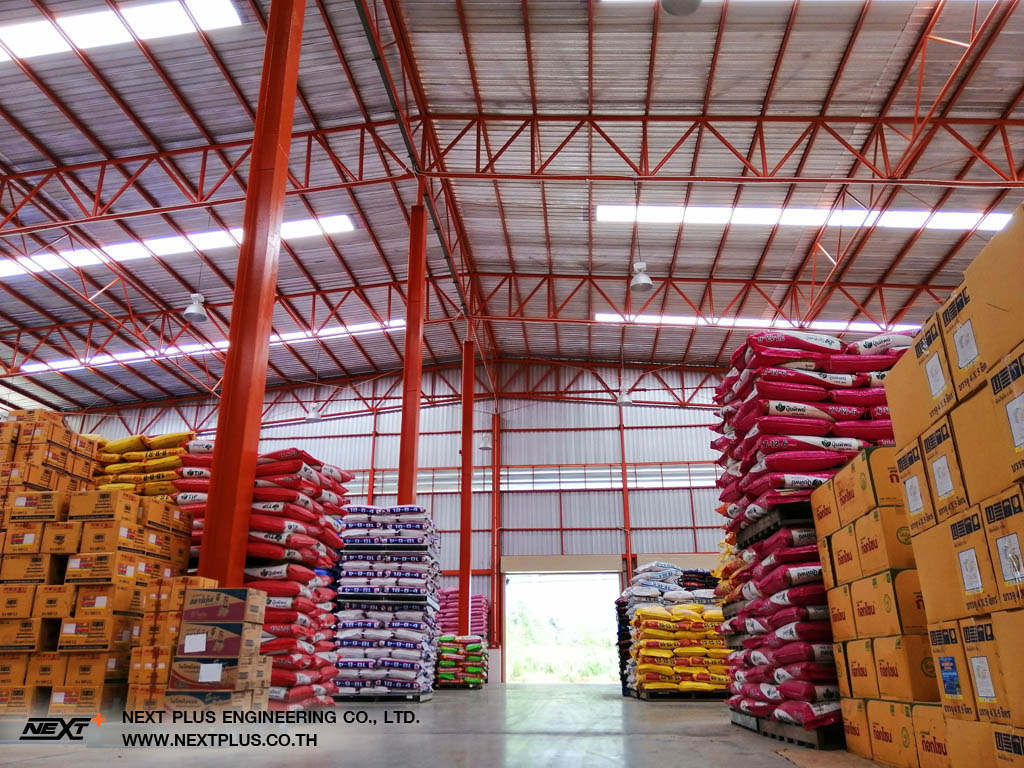 Rungnirun Agrochemical -new warehouse-Next Plus Engineering-13