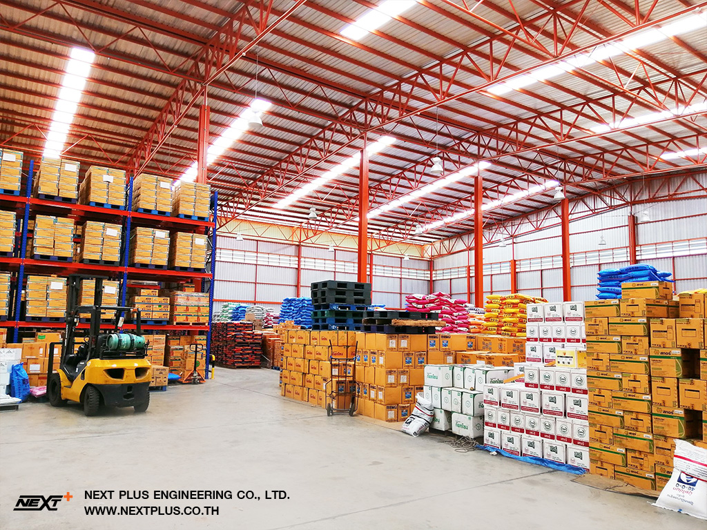 Rungnirun Agrochemical -new warehouse-Next Plus Engineering-14