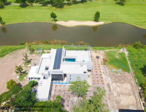 โครงการ Sunny Ville – Royal Country Golf Club บ้าน 2 ชั้น เขตลาดกระบัง กรุงเทพ