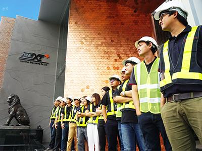 บริษัท เน็กซ์พลัส เอ็นจิเนียริ่ง จํากัด รับสร้างโรงงาน คลังสินค้า โกดังเก็บสินค้า
