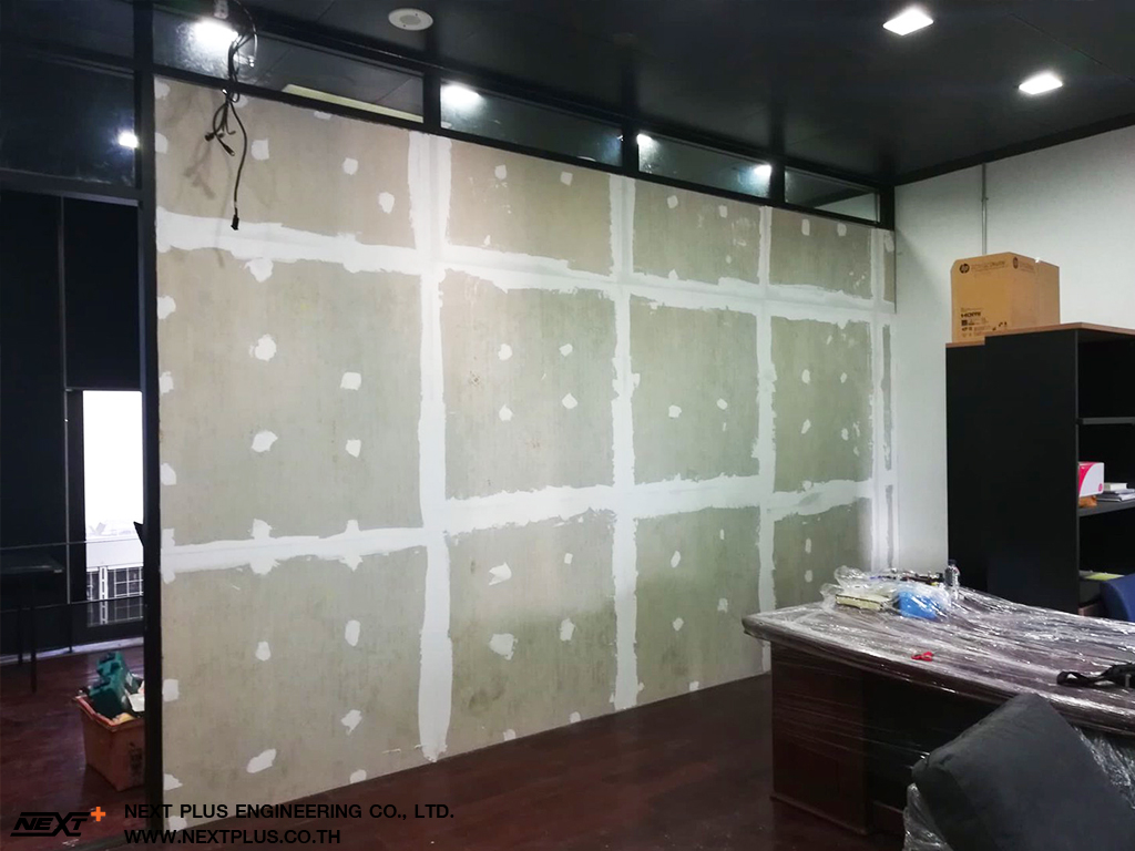 Renovate-the-soundproof-room-the-executive-board-room-Chulalongkorn-Next-Plus-Engineering
