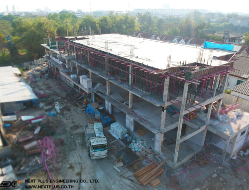โครงการอาคารพักอาศัยและสำนักงานห้างทองเยาวราชกรุงเทพ