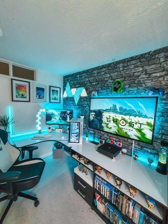 Gaming Room-Next Plus Engineering-02