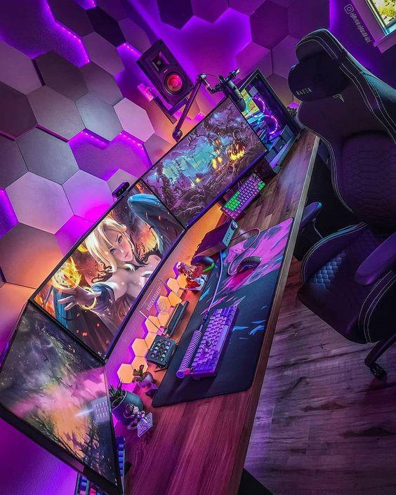 Gaming Room-Next Plus Engineering-01