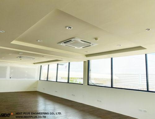 โครงการปรับปรุงห้องประชุม บริษัท ซันสตาร์เอ็นจิเนียริ่ง (ประเทศไทย) จำกัด