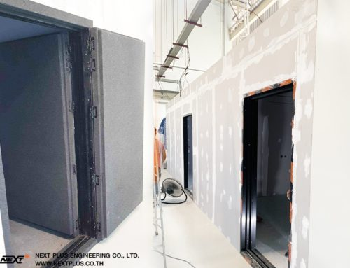PROJECT DRDT ROOM TYMPHANY ACOUSTIC TECHNOLOGY