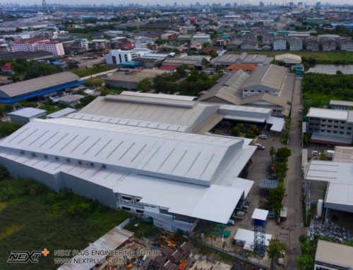 BMPLC New Factory Project 10,000 sq.m.